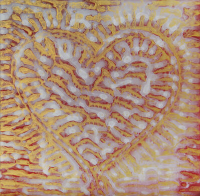 Christopher H. Martin, 'Heart # 27', 2016
