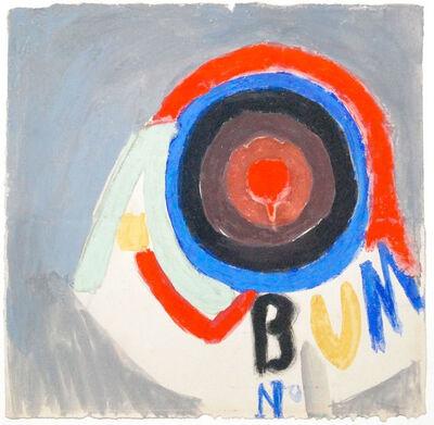 Sonia Delaunay, 'Album N° 1, NR999', 1916