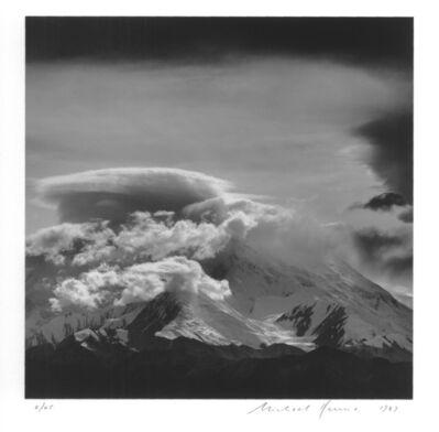 Michael Kenna, 'Mt. Denali,  Alaska, USA', 1989-printed 1992