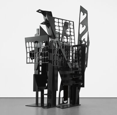 Louise Nevelson, 'Frozen Laces-Two', 1976-1980