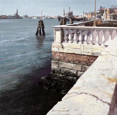 Matteo Massagrande, 'Riva Degli Schiavoni (Venezia)', 2019
