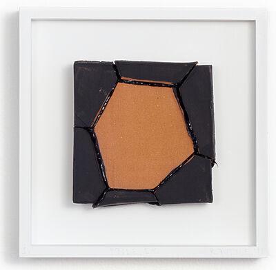 Richard Tuttle, 'Tile, I (four inches)', 2011