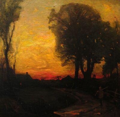 Charles Melville Dewey, 'Sunset', 1910
