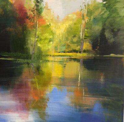 Craig Mooney, 'Pond Reflection', 2018