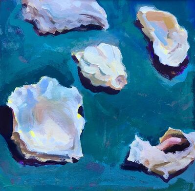 Janet Pedersen, 'Five Sea Shells', 2021