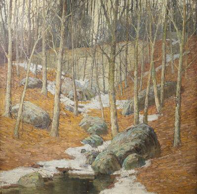 Frederick John Mulhaupt, 'Winter Near Gloucester, Massachusetts', Date unknown