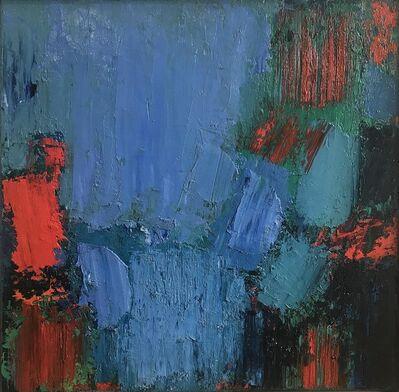 Martyn Brewster, 'Seaborne Series, No. 7', 1994