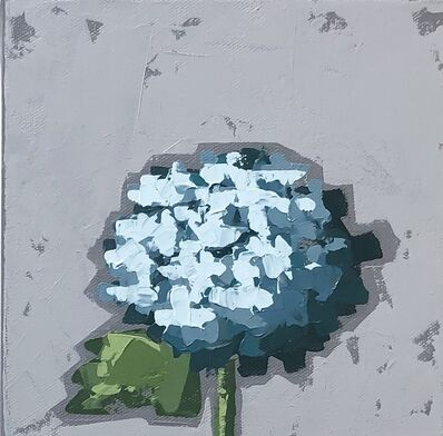 Christie Younger, 'Little Blue Hydrangea No. 1', 2019