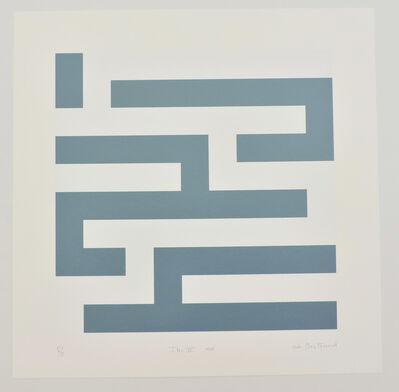 Ode Bertrand, 'Iter IV ', 1998