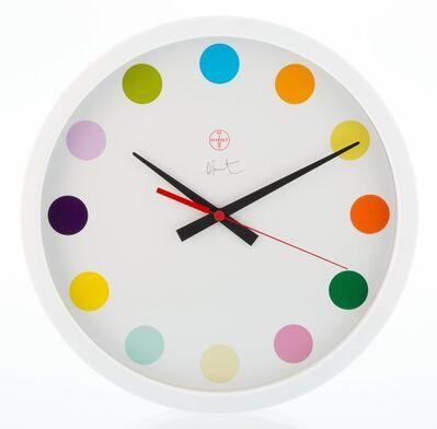 Damien Hirst, 'Spot Clock', 2009