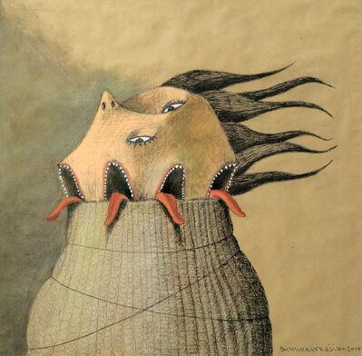 "Annie Kurkdjian, '""Mouthy"" / ""Geveze""', 2015"