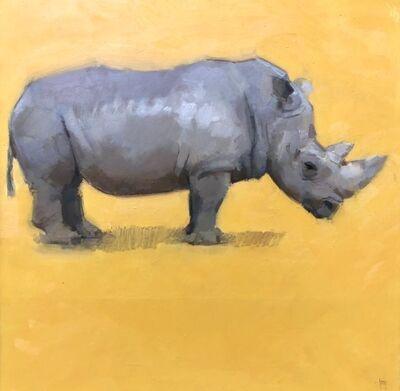 Carlos Tárdez, 'Rino (Rhino)', 2019