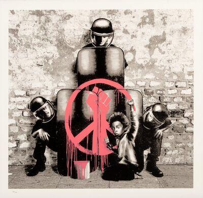 Hijack, 'Canvas of Resistance', 2020