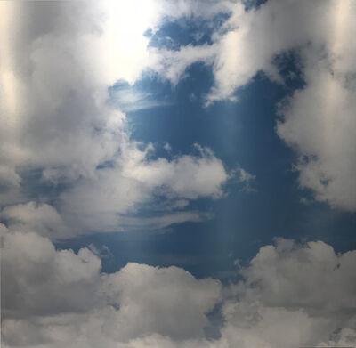 Miya Ando, 'Dyed Clouds Number 1', 2018