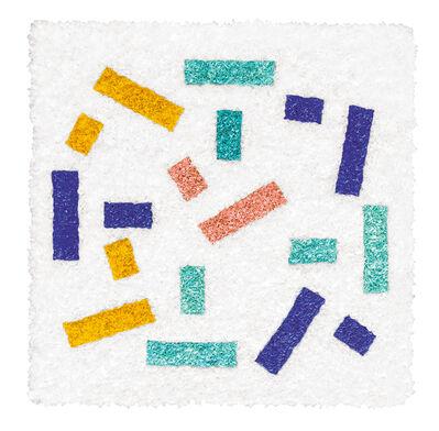 Lore Bert, 'Stripes (Streifen)', 2009