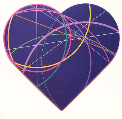 Clifford Singer, 'The Geometry Of The Heart', 1993
