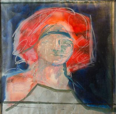 Michael Bowen, 'Portrett av Carol McCracken', ca. 1960