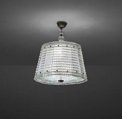 Venini, 'A hanging lamp  5310 model', 1939