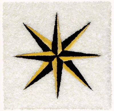 Lore Bert, 'Black Star', 2008