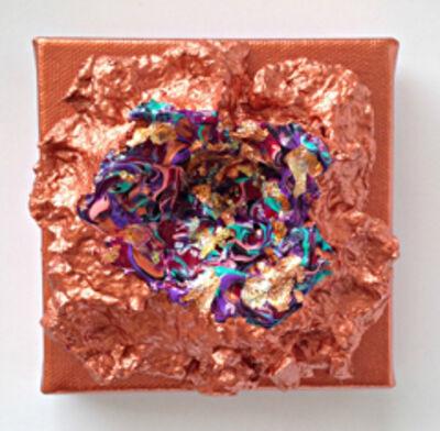 Mary J. Saran, 'Plaster Color Mass #7'