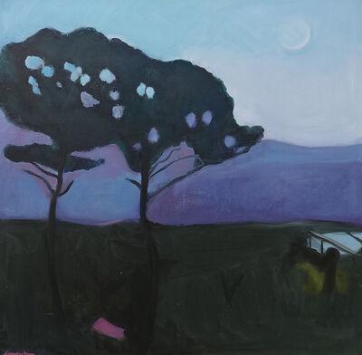 Judith Lambertson, 'Two Pines', 2016