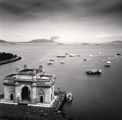 Michael Kenna, 'Gateway of India, Mumbai', 2006