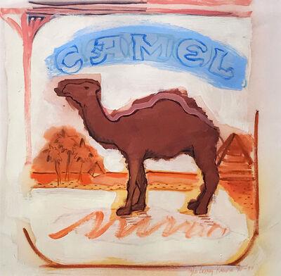 Larry Rivers, 'Brushed Camel', 1978-1990
