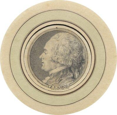 Charles-Nicolas Cochin II, 'P.J. Marco', 1784