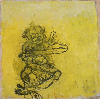Susan Rothenberg, 'Buddha Monk', 2018-2019