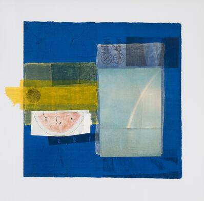 Robert Rauschenberg, 'Untitled (Happy Birthday Dave)', 1978
