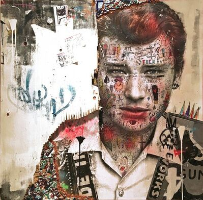Stikki Peaches, 'L'Autre King (Johnny Hallyday)', 2018