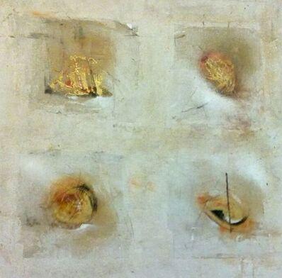 Lorenzo Malfatti, '4 Forme', 2017