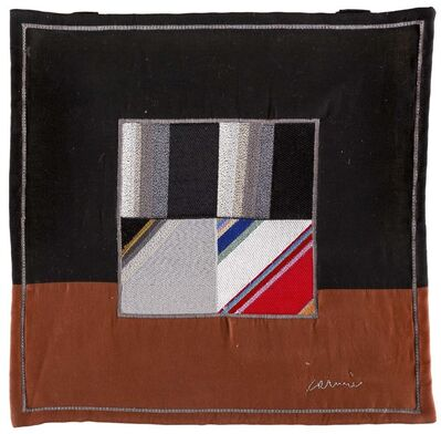 Eugenio Carmi, 'Probabilmente', 1989