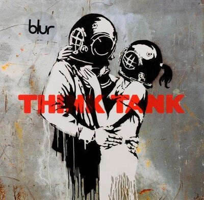 Banksy, 'Blur - Think Tank', 2000-2010