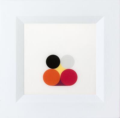 David Cantine, 'Red and Orange No. 1', 1997
