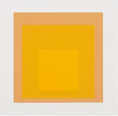 Josef Albers, 'I-S LXX a', 1970