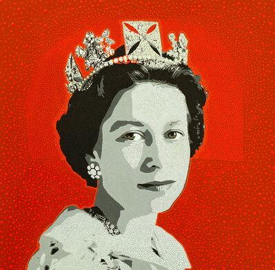 Philip Tsiaras, 'Queen of England', 2019