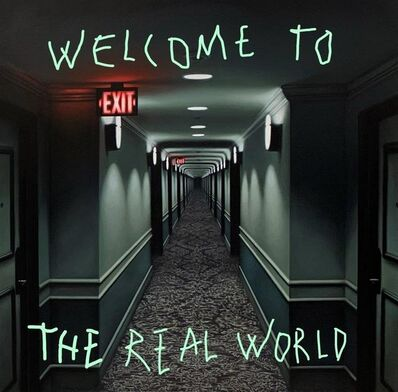 "Alejandro Monge, '""REAL WORLD""', 2019"