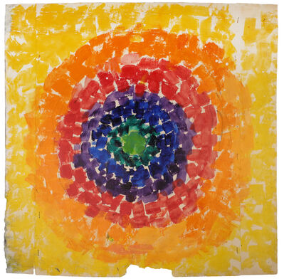 Alma Thomas, 'Untitled, Study for Resurrection', ca. 1966