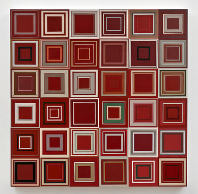 Yong Sin, 'Square No. 505', 2012