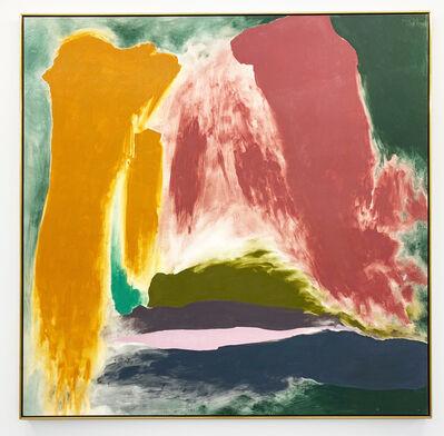 Friedel Dzubas (1915-1994), 'Eagle Pass ', 1976