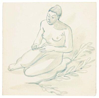 Jean-Raymond Delpech, 'Nude ', 1960's