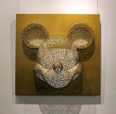 Byung-Jin Kim, 'Mickey Mouse-Love', 2015