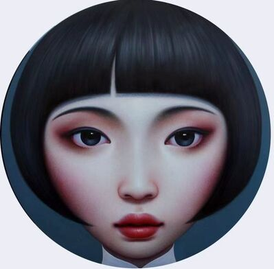 Zhang Xiangming, 'Beijing Girl', 2018