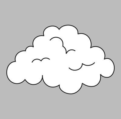 Sanford Biggers, 'Cumulus V'