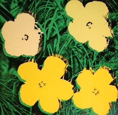 Andy Warhol, 'FLOWERS FS II.72', 1970