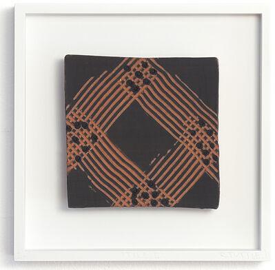 Richard Tuttle, 'Tile, II (five inches)', 2011