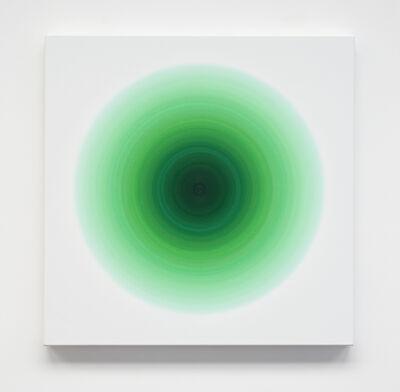 Oliver Marsden, 'Light Emerald Green Harmonic', 2016