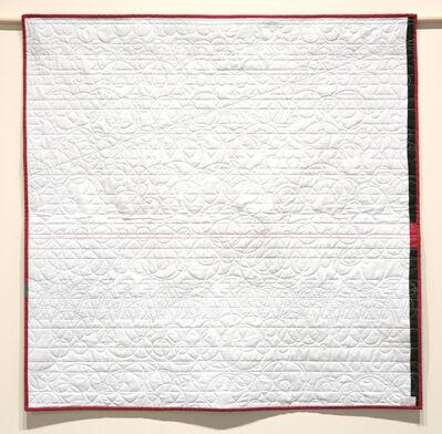 Kathy McTavish, 'Generative Textile Drawing (sw1)', 2018