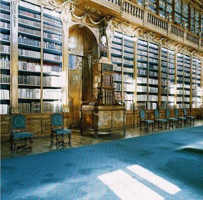 Candida Höfer, 'Strahovska knihovna Praha III', 2004